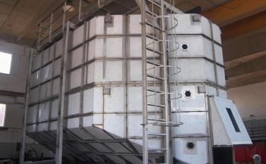 Storage silos and unscramblers