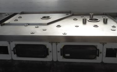 Stainless steel bases